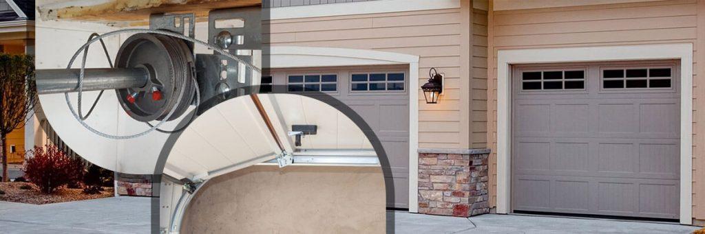 Garage Door Tracks Repair Sun City